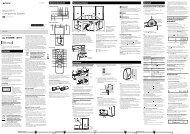 Sony CMT-CX5iP - CMT-CX5IP Istruzioni per l'uso Italiano