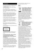 Sony CMT-SBT40D - CMT-SBT40D Istruzioni per l'uso Lituano - Page 2