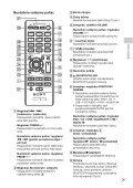 Sony CMT-SBT40D - CMT-SBT40D Istruzioni per l'uso Lituano - Page 7