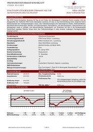 Produktinformationsblatt - Mercedes-Benz Bank