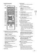 Sony CMT-SBT40D - CMT-SBT40D Istruzioni per l'uso Turco - Page 7