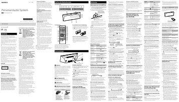 Sony CMT-BT60 - CMT-BT60 Istruzioni per l'uso Tedesco