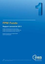 FPM Funds Stockpicker Germany All Cap - FPM-AG