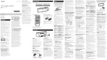 Sony CMT-BT60B - CMT-BT60B Istruzioni per l'uso Serbo
