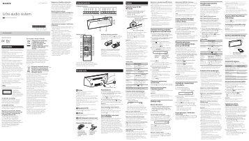 Sony CMT-BT60B - CMT-BT60B Istruzioni per l'uso Bosniaco