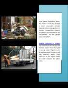 Environmental impact of rubbish collection management in London - Page 2