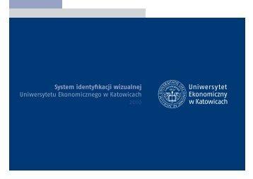 System Identyfikacji Wizualnej Uniwersytetu Ekonomicznego w Katowicach