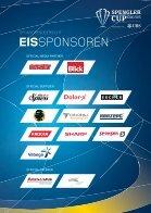 Spengler Cup Programm EISZEITEN - Seite 6