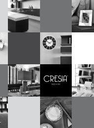 CRESIA - Catalogo prodotti