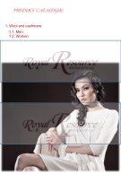 cashmere product  catalogue - Page 2