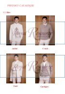cashmere product  catalogue - Page 6
