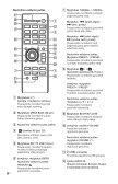 Sony MHC-ECL99BT - MHC-ECL99BT Istruzioni per l'uso Lituano - Page 6