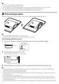 Sony DPF-C70E - DPF-C70E Istruzioni per l'uso Croato - Page 4