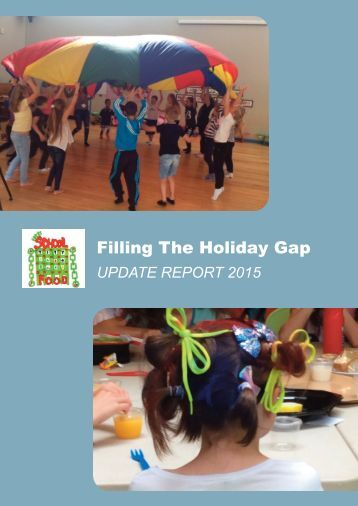 Filling The Holiday Gap