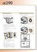 Sony DSLR-A290 - DSLR-A290 Istruzioni per l'uso Croato - Page 3