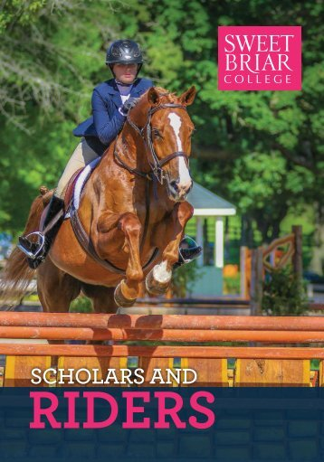 Sweet Briar College Riding Program - 2018-19
