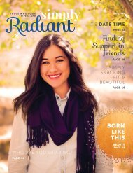 Simply Radiant Magazine: Fall
