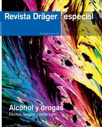 Revista Dräger - Especial Alcohol y Drogas