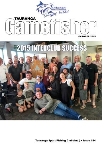 2015 INTERCLUB SUCCESS