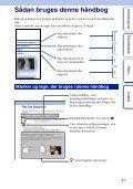 Sony NEX-5NY - NEX-5NY Istruzioni per l'uso Danese - Page 2