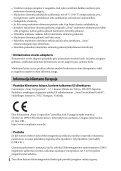 Sony ILCE-5000 - ILCE-5000  Lituano - Page 4