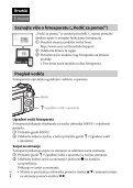 Sony ILCE-5000 - ILCE-5000  Croato - Page 2