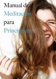 Manual de Meditación para Principiantes