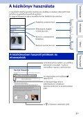 Sony NEX-5NK - NEX-5NK Istruzioni per l'uso Ungherese - Page 2