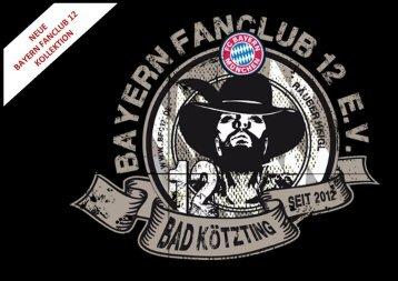 "FanClub Collection ""Räuber Heigl"""