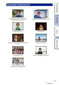 Sony NEX-F3D - NEX-F3D Istruzioni per l'uso Ungherese - Page 7