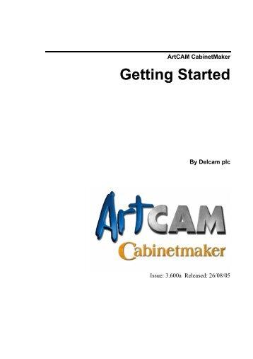 Cabinetmaker GettingStarted