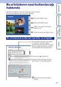 Sony DSC-T110 - DSC-T110 Istruzioni per l'uso Turco - Page 2