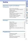 Sony DSC-T110 - DSC-T110 Istruzioni per l'uso Croato - Page 5