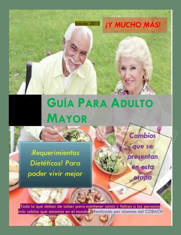 Guía Para Adulto Mayor