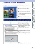 Sony DSC-T110 - DSC-T110 Istruzioni per l'uso Olandese - Page 2
