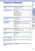 Sony DSC-S2000 - DSC-S2000 Istruzioni per l'uso Portoghese - Page 6