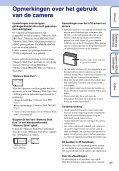 Sony DSC-S2000 - DSC-S2000 Istruzioni per l'uso Olandese - Page 3