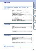 Sony DSC-S2000 - DSC-S2000 Istruzioni per l'uso Olandese - Page 4