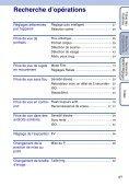 Sony DSC-S2000 - DSC-S2000 Istruzioni per l'uso Francese - Page 6
