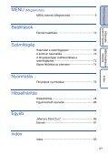Sony DSC-S2000 - DSC-S2000 Istruzioni per l'uso Ungherese - Page 5