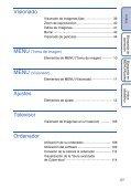 Sony DSC-WX1 - DSC-WX1 Istruzioni per l'uso Spagnolo - Page 5