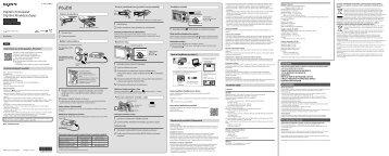 Sony DSC-W810 - DSC-W810 Istruzioni per l'uso Ceco