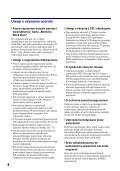 Sony DSC-W210 - DSC-W210 Istruzioni per l'uso Polacco - Page 6