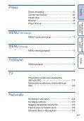 Sony DSC-HX5V - DSC-HX5V Istruzioni per l'uso Croato - Page 6