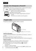 Sony DSC-HX60 - DSC-HX60 Istruzioni per l'uso Croato - Page 2