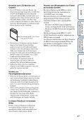 Sony DSC-HX5V - DSC-HX5V Istruzioni per l'uso Tedesco - Page 4