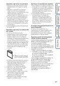Sony DSC-HX5V - DSC-HX5V Istruzioni per l'uso Greco - Page 4