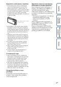 Sony DSC-TX7 - DSC-TX7 Istruzioni per l'uso Croato - Page 4