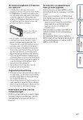 Sony DSC-TX7 - DSC-TX7 Istruzioni per l'uso Svedese - Page 4