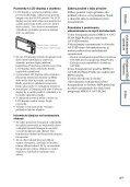 Sony DSC-TX7 - DSC-TX7 Istruzioni per l'uso Slovacco - Page 4